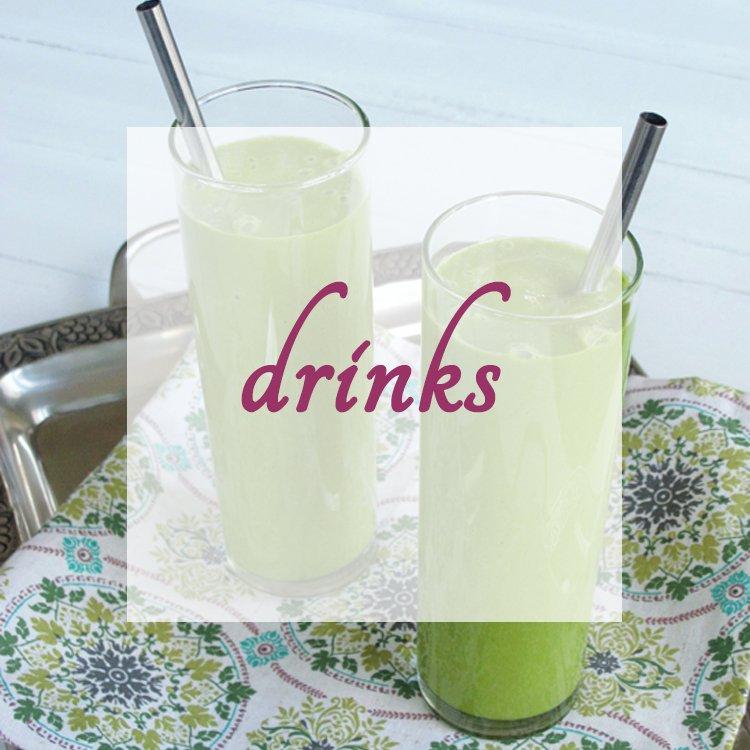 Drinks Recipes Fresh Food Bites Healthy Recipes