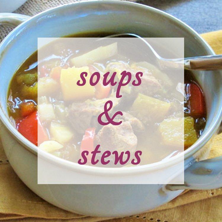 Soups & Stews Recipes Fresh Food Bites Healthy Recipes
